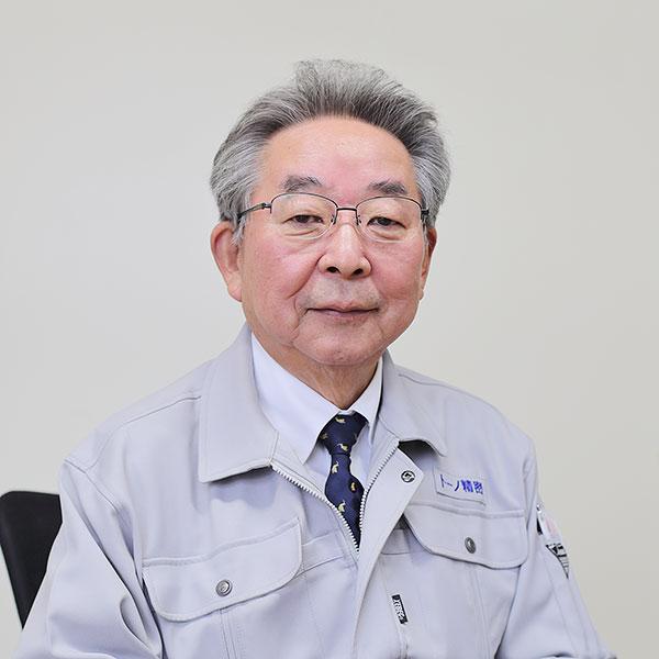 代表取締役 佐々木弘志